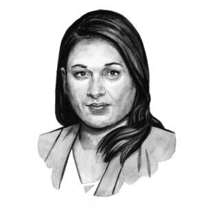 karen Sihra Sketch